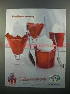 2001 Jell-O Ad - No Willpower necessary