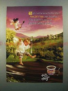 2001 Jell-O Pudding Tubs Ad - What Could be More Fun?