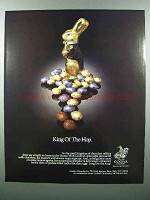 1988 Godiva Chocolate Ad - King of the Hop