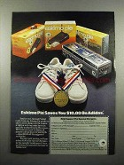 1982 Eskimo Pie Ad - Saves You $10.00 on Adidas
