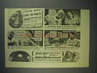1940 Aunt Jemima Pancake Mix Ad - Cook - No Wages