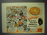 1942 Aunt Jemima Pancake Mix Ad - So They Were Married