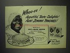 1947 Aunt Jemima Pancake Mix Ad - Whoo-ee! Appetitin'