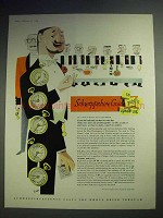 1959 Schweppes Soda Ad - Guide to Public Speaking