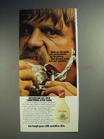 1983 Old Spice After Shave Ad - Jack 'Hacksaw' Reynolds