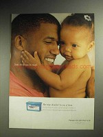 2000 Pampers Wipes Ad - Some Things Can Be Rough