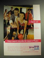 2004 Playtex Tampon Ad - Spare Me!