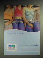 2004 Always Pads Ad - Small Like You, Protection Always