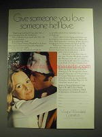 1973 Viviane Woodard Cosmetics Ad - Someone He'll Love