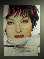 1997 Christian Dior Rouge Incorruptible Lipcolor Ad