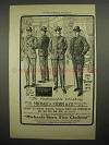 1902 Michaels Stern & Co. Fine Clothing Ad!
