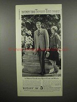 1965 Botany 500 Sports Coat, Slacks Ad - Tapered-Trim