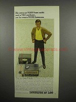 1965 Lee Contro IV Slacks Leesures Ad, $1100 Ham Outfit