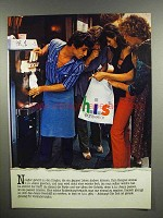 1979 h.i.s. Jeanswear German Ad