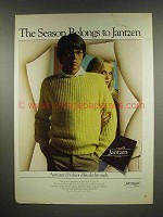 1981 Jantzen Clothes Ad - Autumn Fashion Breakthrough