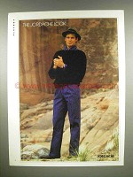 1983 Jordache Jeans, Clothes Ad - The Jordache Look
