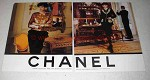 1989 Chanel Fashion Ad!