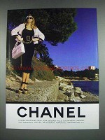 1992 Chanel Fashion Ad!