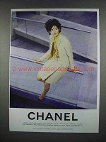 1996 Chanel Fashion Ad!
