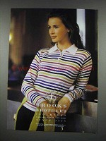 1996 Brooks Brothers Fashion Ad