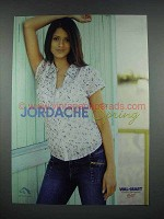 2004 Jordache Fashion Ad - Spring