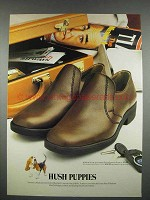 1978 Hush Puppies Memphis Shoes Ad