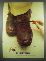 1978 Hush Puppies Shoes Ad