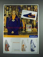 2003 Finish Line Nike Oceania Nylon, Leather Shoe Ad