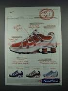 2004 Finish Line Nike Shox Turbo Shoe Sneaker Ad