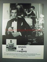 1975 Aramis & Company Cologne Advertisement