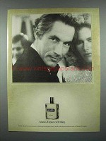 1979 Aramis Cologne Ad - Expect Everything