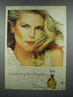 1979 Houbigant Chantilly Perfume Ad - I Feel