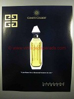 1989 Givenchy Ysatis Perfume Ad - For Thousand in One