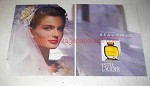 1989 Estee Lauder Beautiful Perfume Ad