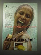 1978 Dial Soap Ad - Aren't You Glad!