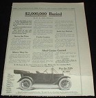 1913 Reo the Fifth Car Ad, $2,000,000 Buried!