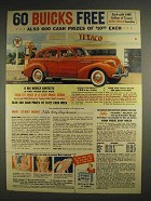 1939 Ivory Soap Ad - 1939 Buick Sedan