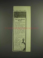 1914 Ingersoll Watch Ad - The Lincolnized Watch