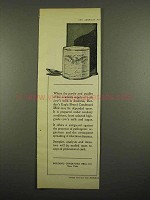 1918 Borden's Eagle Brand Condensed Milk Ad - Supply of Fresh Milk is Doubtful