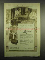 1917 Rigaud Mary Garden Perfume Ad - Queen of Sheba