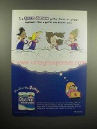 2003 Quilted Northern Toilet Paper Ad - Nightmare