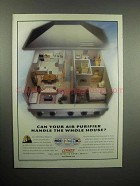 2000 Lennox Air Purifier Ad - Handle the Whole House