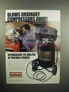 2000 Craftsman 175-Max PSI Air Compressor Ad