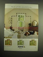 1998 Marvin Windows Ad - Think of the possibilities
