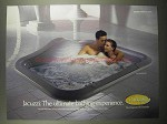 1992 Jacuzzi Fontana Ad - Ultimate Bathing Experience