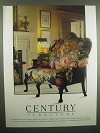 1992 Century Furniture Ad