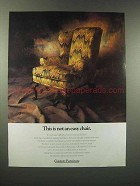 1990 Century Furniture Ad - Not an Easy Chair