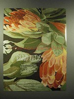 1990 Edward Fields Carpet Ad - Without Equal