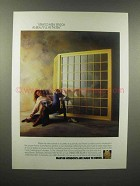 1989 Marvin Windows Ad - Bay Window As Beautiful