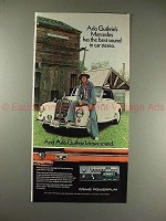 1975 Craig PowerPlay Car Stereo Ad w/ Arlo Guthrie!!